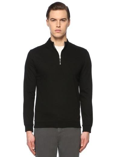 George Hogg Sweatshirt Siyah